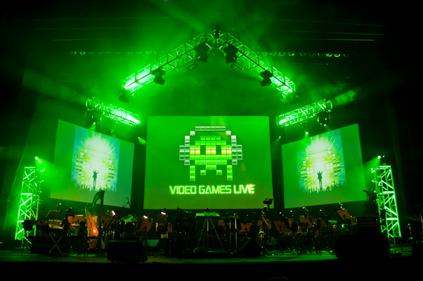 Video Games Live intro