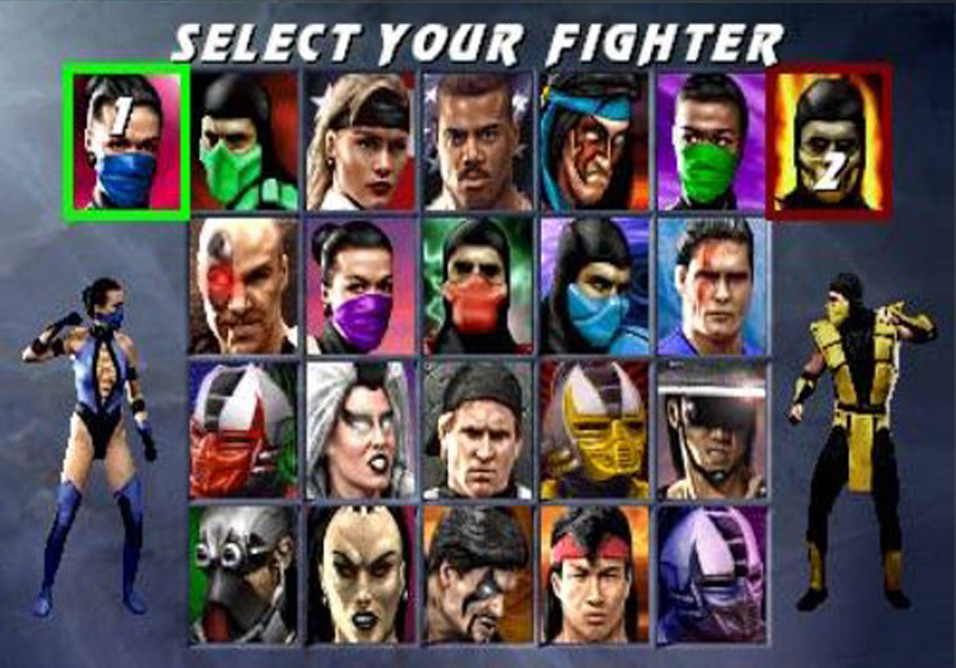 Mortal Kombat Kollection 03