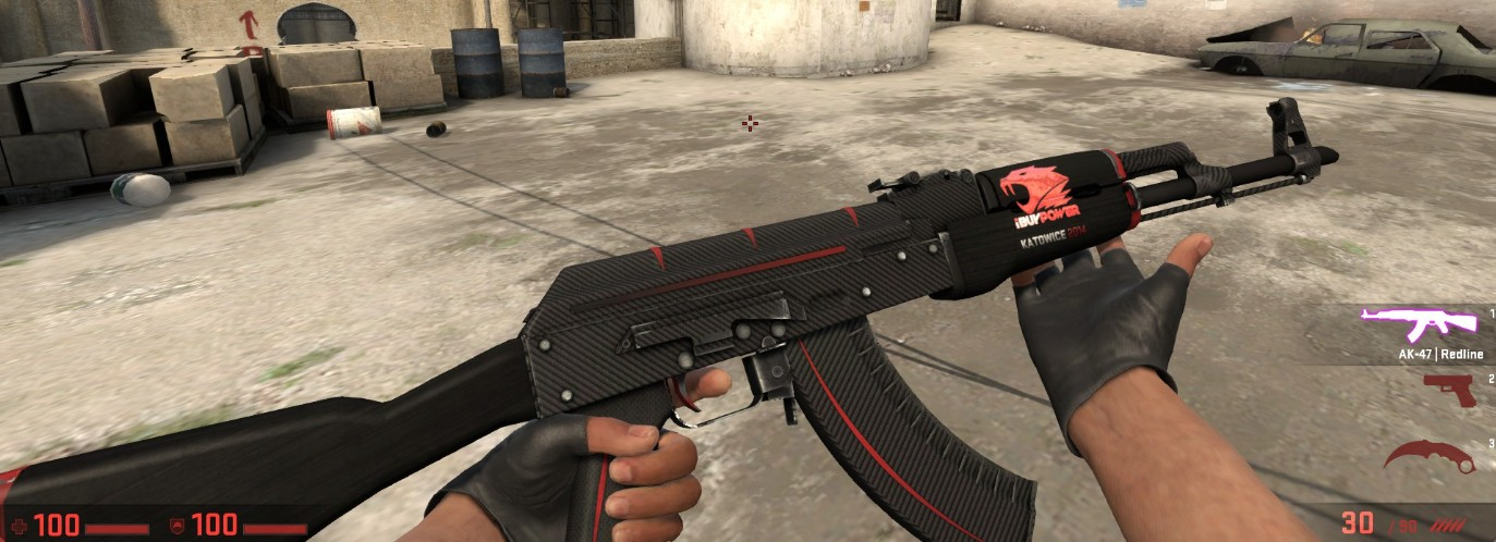 ak 47 cs go weapon