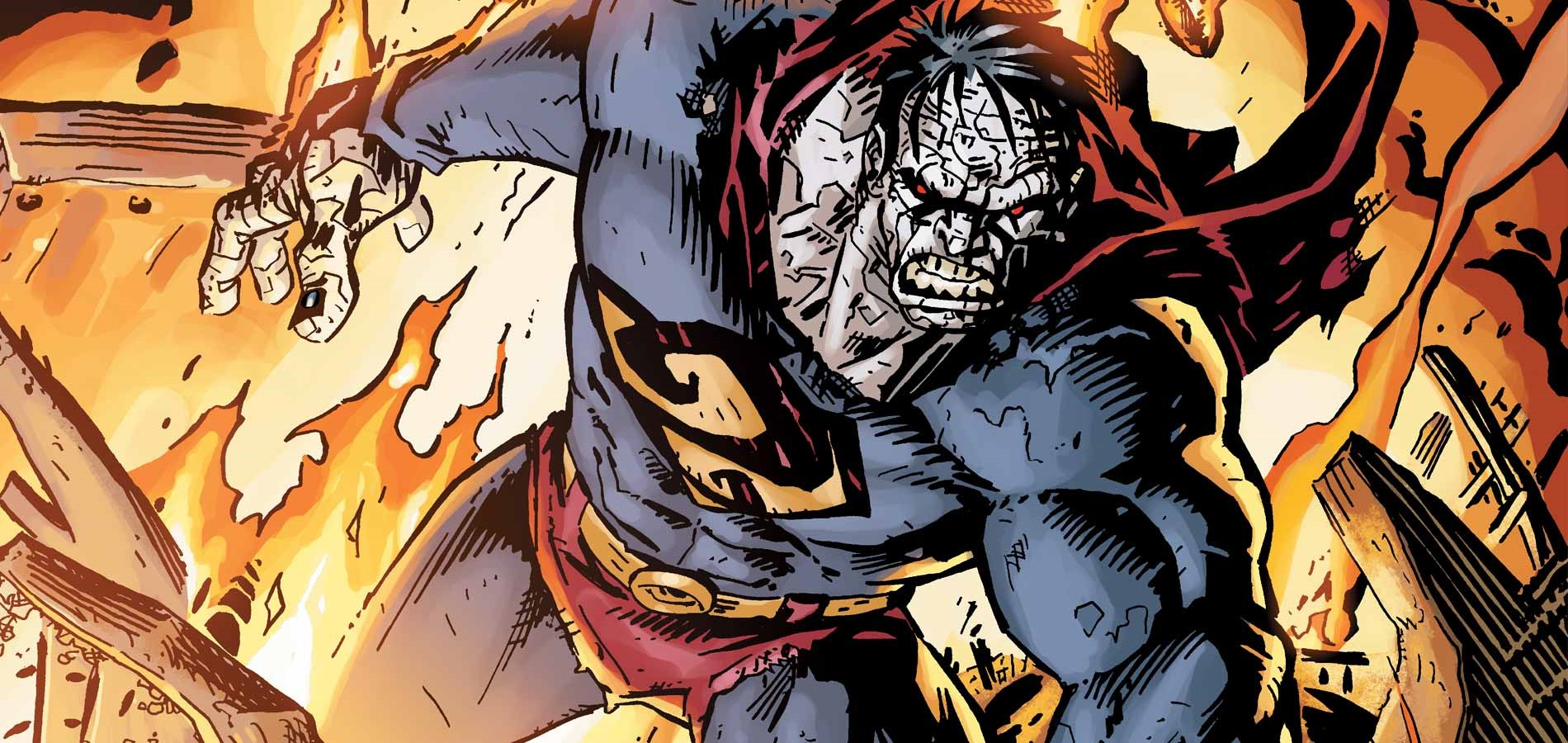 Bizarro, Superman
