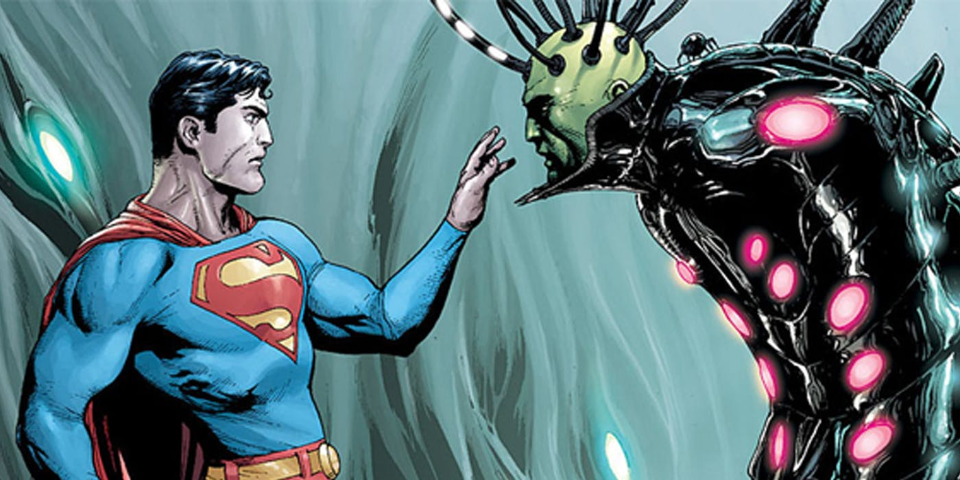 Brainiac, Superman