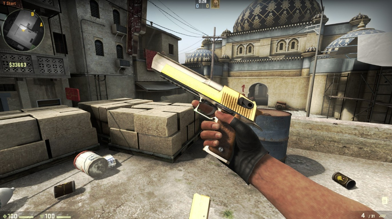 cs go weapon desert eagle
