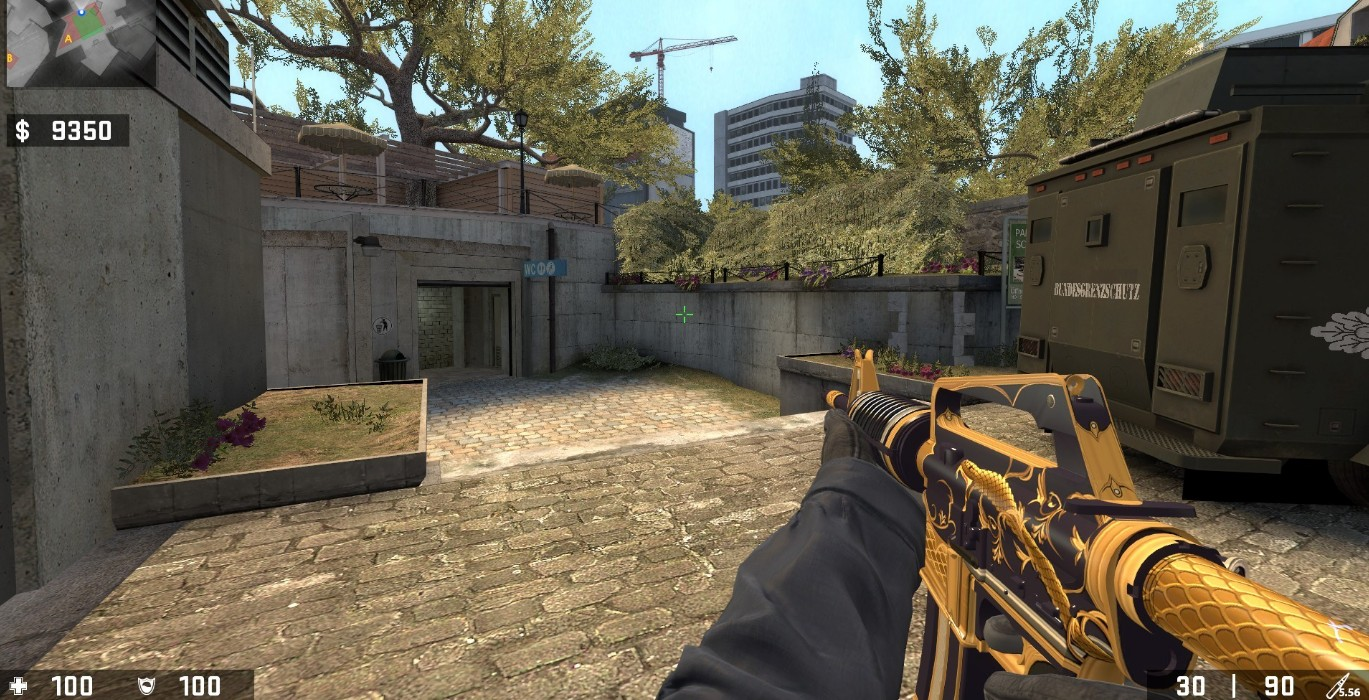 cs go weapons m4 a1