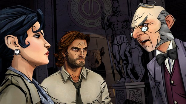 Bigby Interviews Suspects