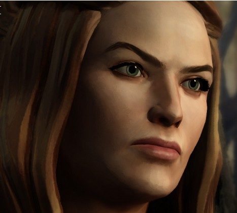 Cersei Close up