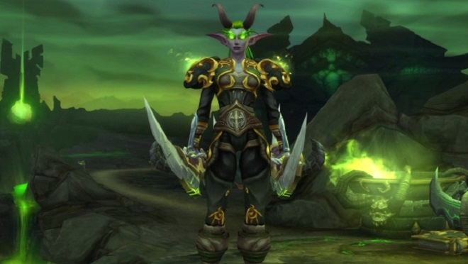 With the release of World of Warcraft's Legion expansion last summer, players now have access to the Broken Isles and a new, high-level player class called the Demon Hunter.