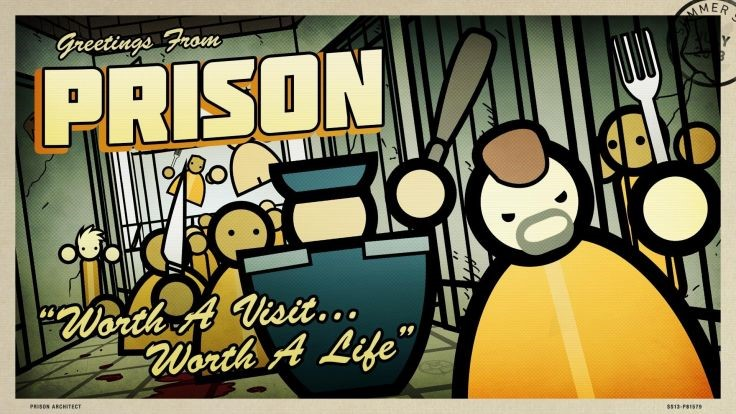 Art prison architect indie game