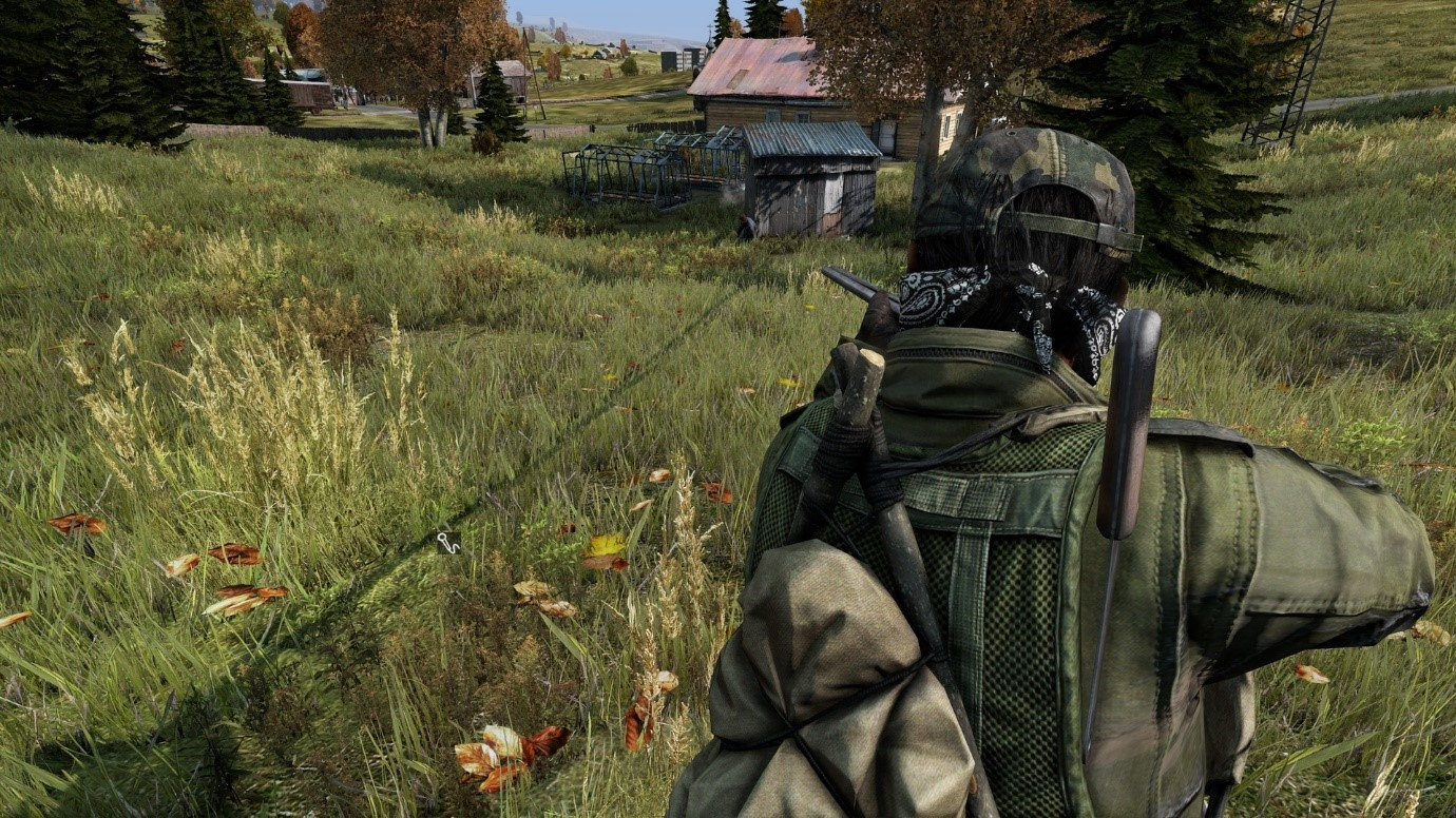 DayZ Gameplay Steam early access game
