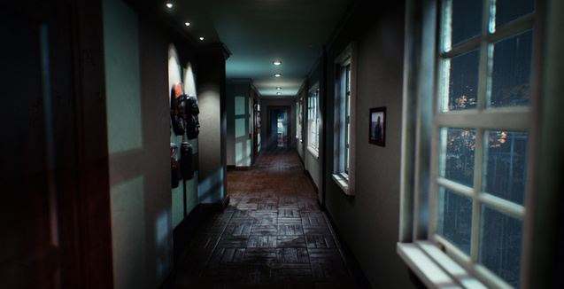 horror games 2017 beyond
