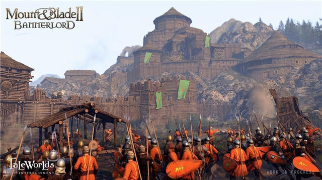 Siege battles in the original Mount and Blade were often drawn out and gave players little control, the sequel promises to change that.