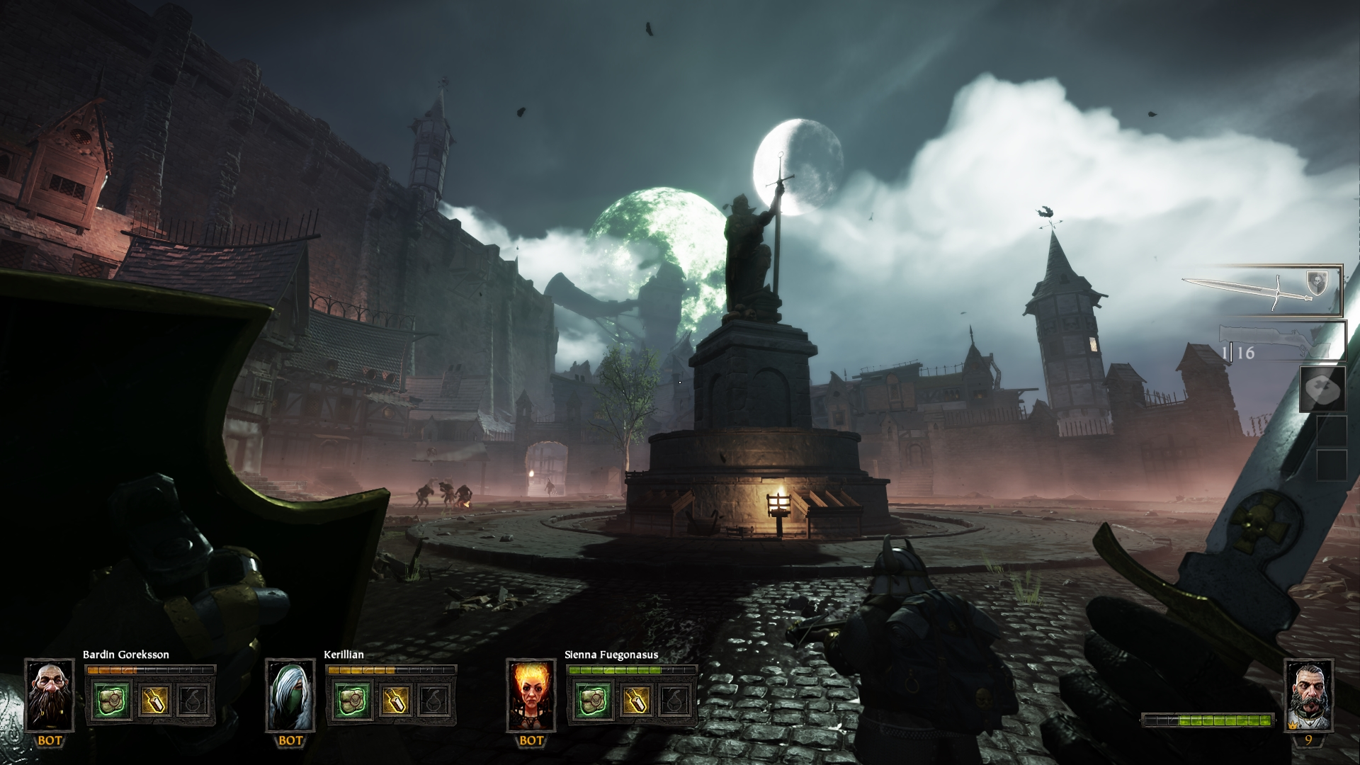 Lore rich locations await players in Vermintide