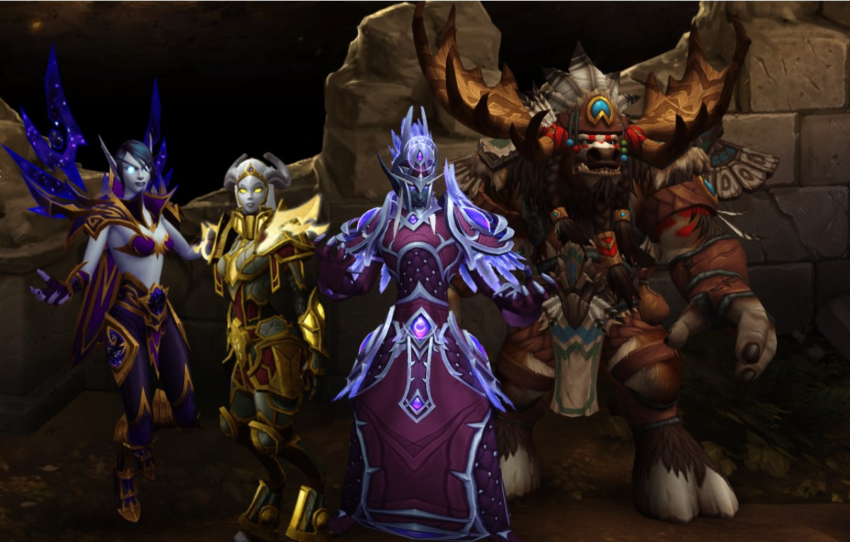 Battle for Azeroth: Allied Races