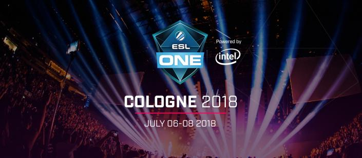 ESL One: Cologne 2018 Marketing Image