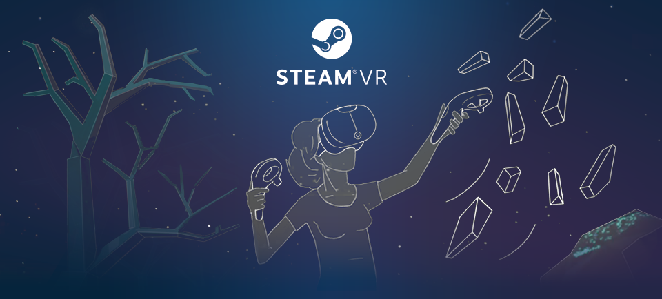 Content is king and SteamVR has the largest kingdom