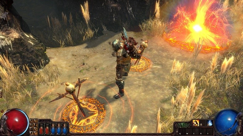 Image result for path of exile screenshots