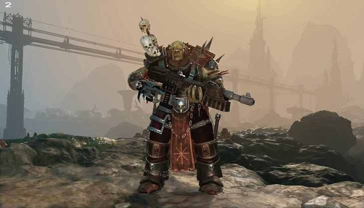 Image result for warhammer 40k inquisitor: martyr screenshots