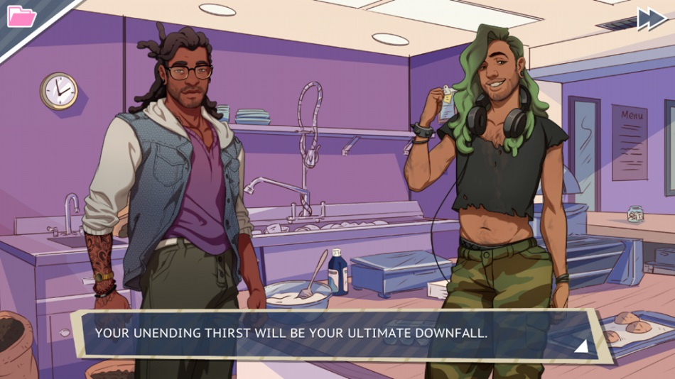 dream daddy, best dating sims