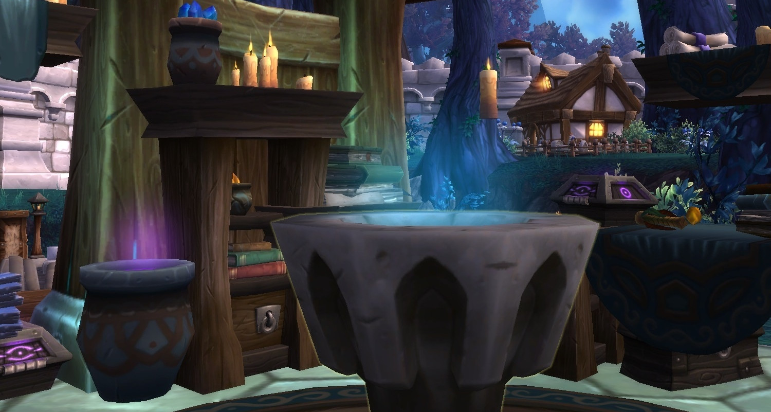 World of Warcraft Enchanting