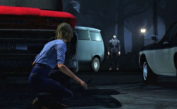Decisive Strike, Laurie, Michael, Dead by Daylight