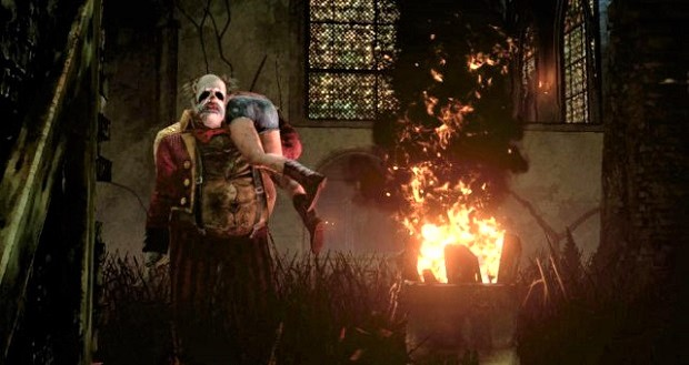 The Clown, Kate, Dead by Daylight