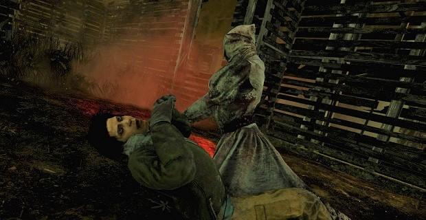 Nurse, Mori, Dead by Daylight