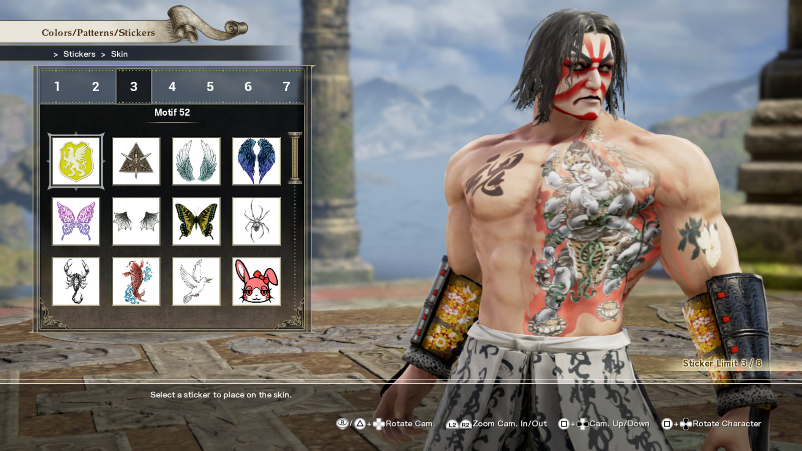 Soul Calibur Vi Custom Characters Guide How To Create Your Own Custom Character Gamers Decide