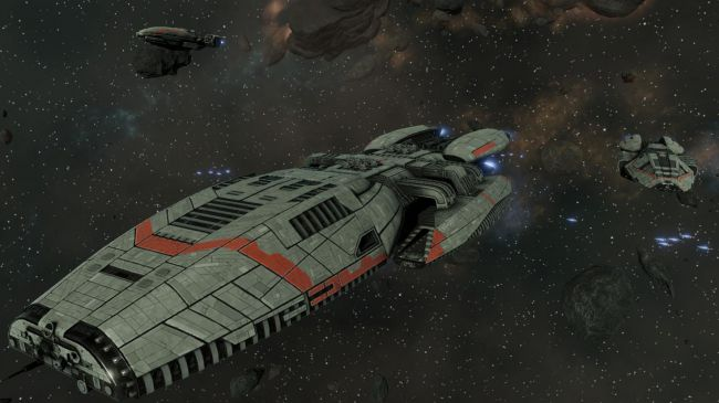 top 10 battlestar galactica  deadlock best ships