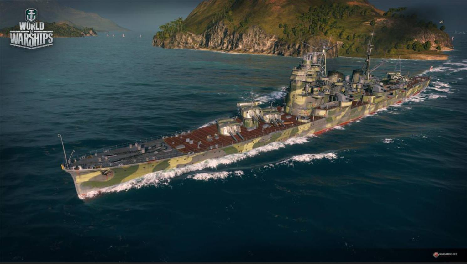 World of Warships Best Cruiser Lines, Ranked Weakest to ...