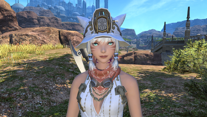 This isn't all about looking great in some new headgear! Put in some time and dedication to your Disciple of Land and you'll see firsthand the benefits in your growing Gil account.