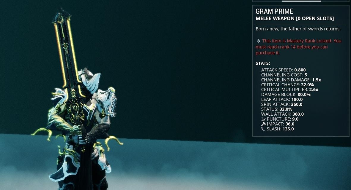 Gram prime
