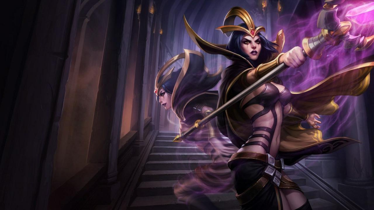 LeBlanc, strong lane phase and roams