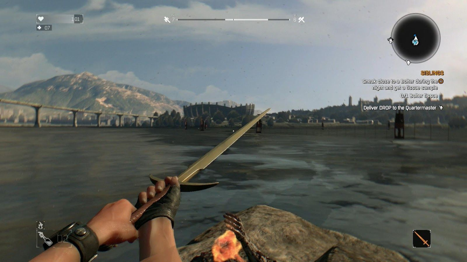 Top 10 Dying Light Best Weapons For Zombie Slaying