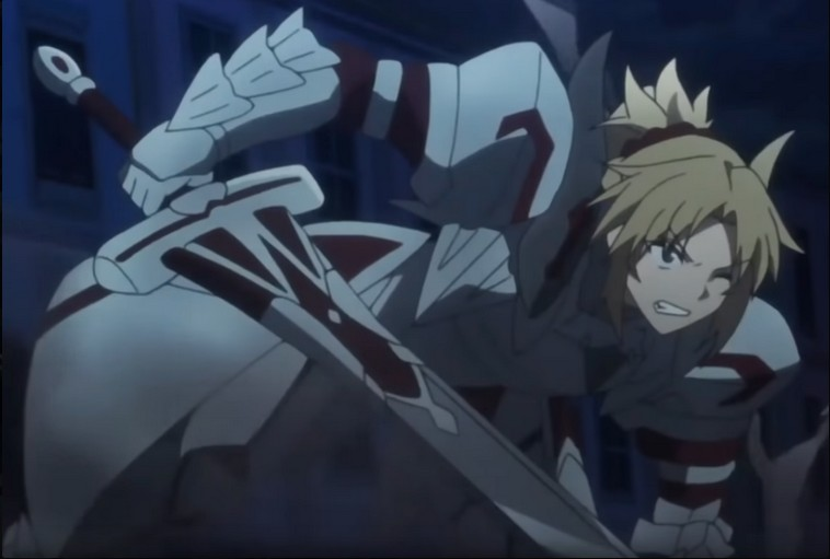 fate grand order top 5 sabers mordred