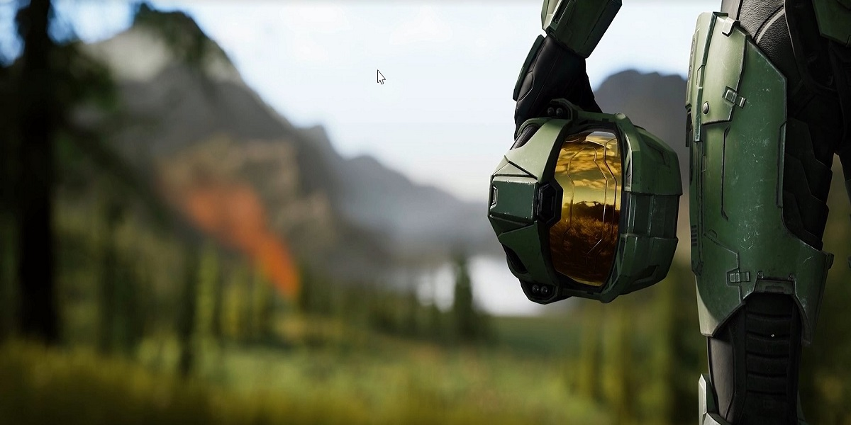 Halo Infinite, The Top 5 Interesting Facts, The Master Chief Armor, Holding the line