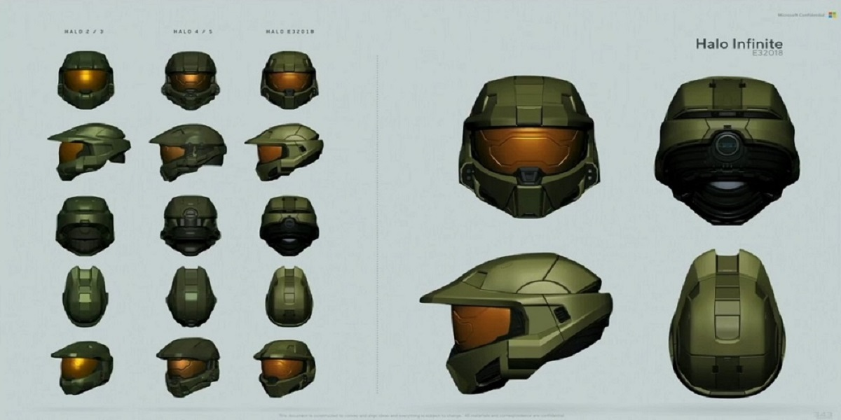 Halo Infinite, Master Chief Armor, a whole new generation