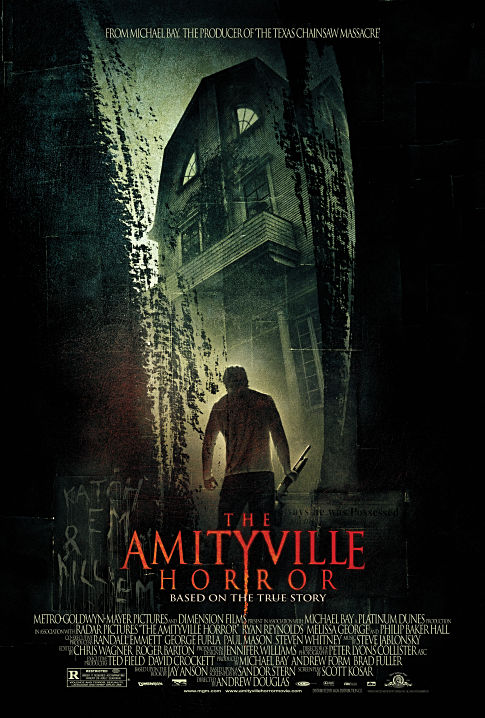 Relive the terror of the Amityville haunting.
