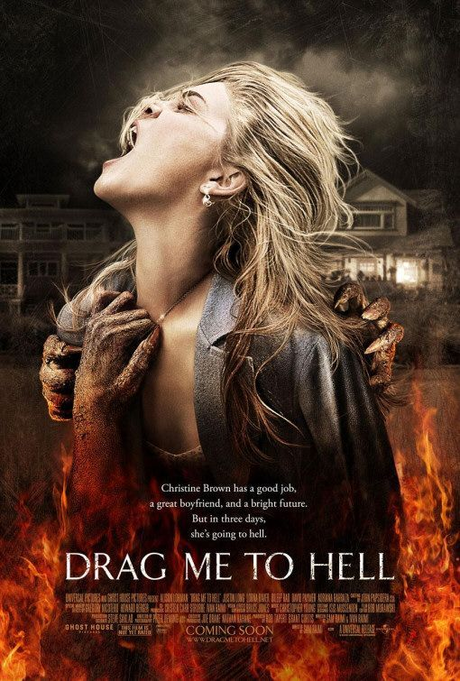 Drag Me to Hell is a campy good time.