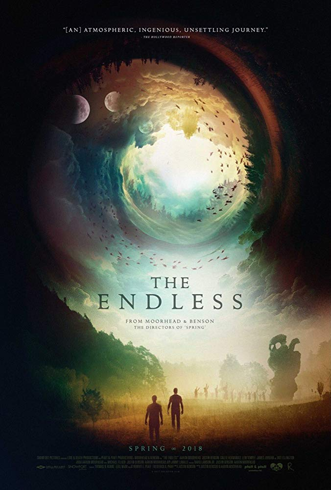 Endless will give you alien-themed nightmares.
