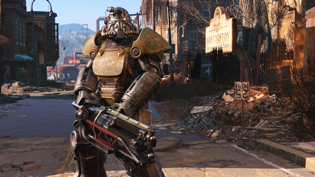 Fallout 76 Best Armor [Top 5] And How To Get Them | GAMERS DECIDE