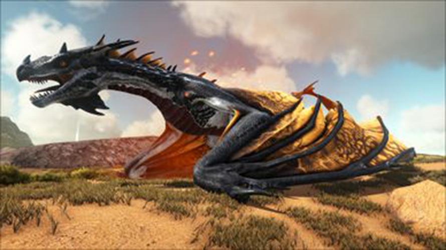 Top 5 Ark: Survival Evolved Flying Mounts   GAMERS DECIDE