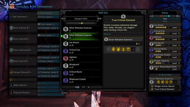 Beo Dual Blades Build