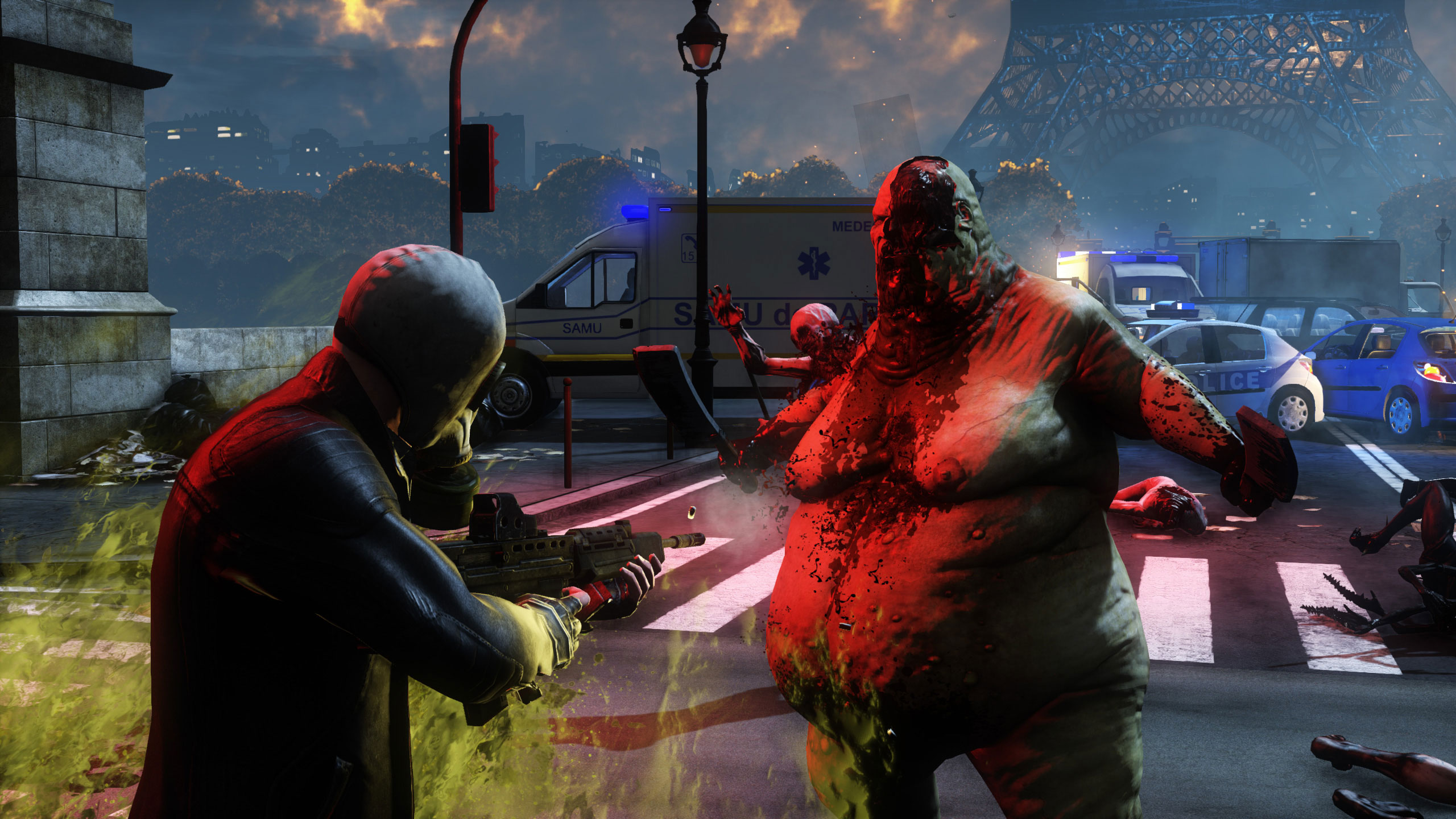 Killing Floor 2, Bloat, Commando
