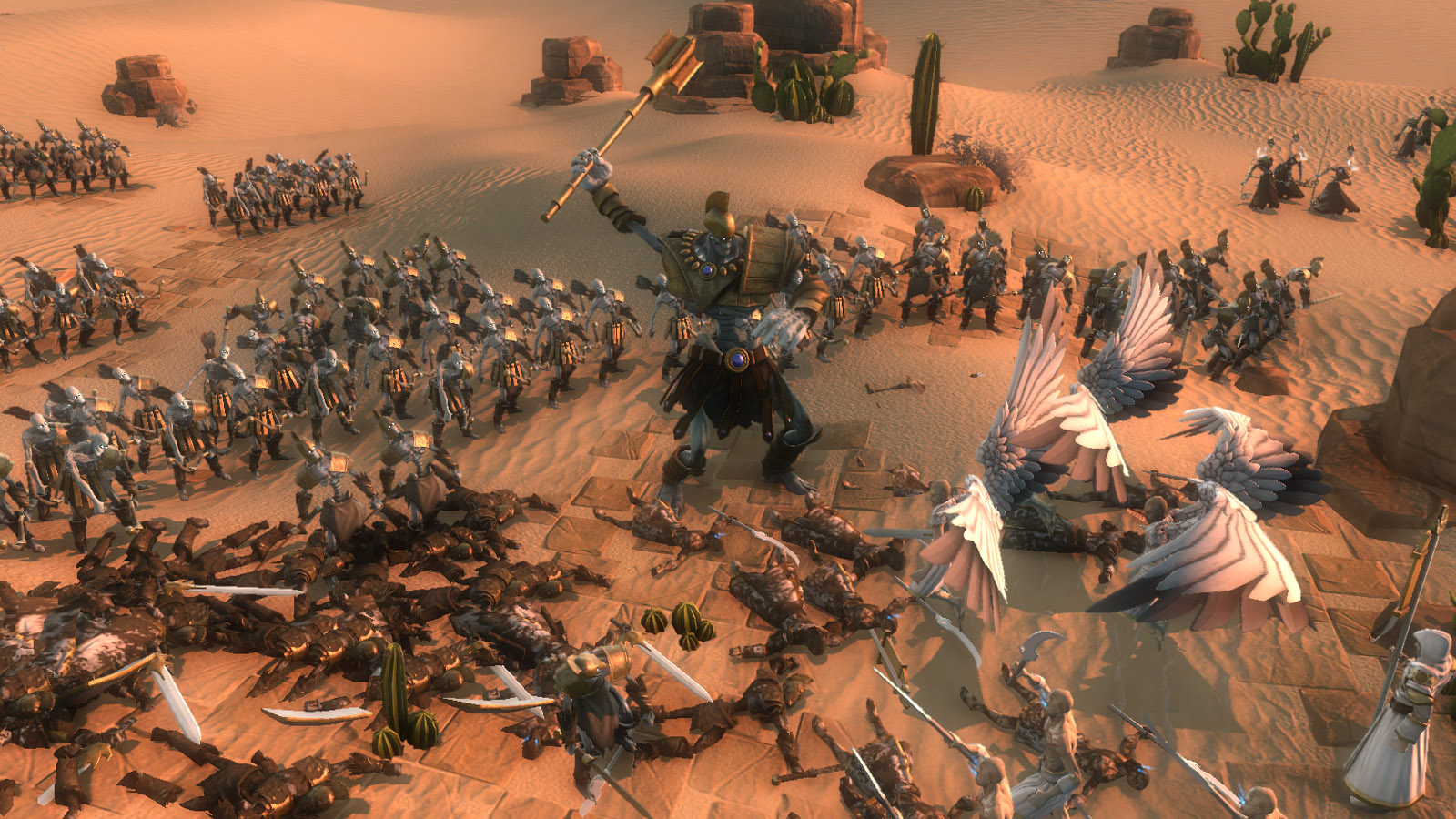 Age of Wonders, War, Battle, Game, Fantasy, Army, Armies, 4X