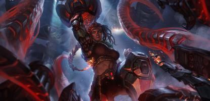 best Builds for Illaoi