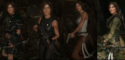 Shadow of the Tomb Raider Best Outfit